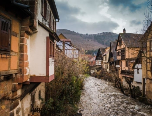Colmar and Kaysersberg in Alsace